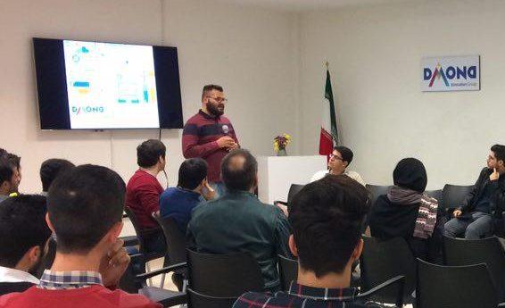 گزارش هفتمین دوره رویداد DMOND Meetups
