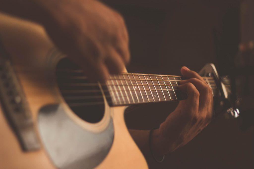 لامینور گیتار