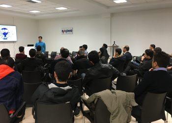 گزارش رویداد DMOND Meetup با موضوع پرداخت های پلتفرمی با همکاری زرین پال